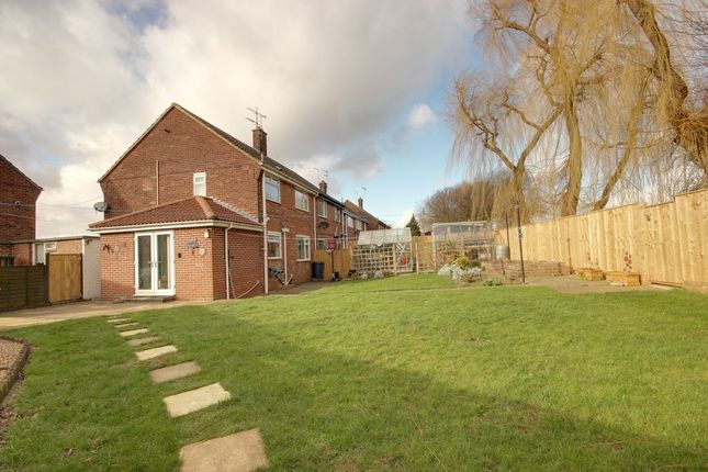 Garden At Back of Sigston Road, Beverley HU17
