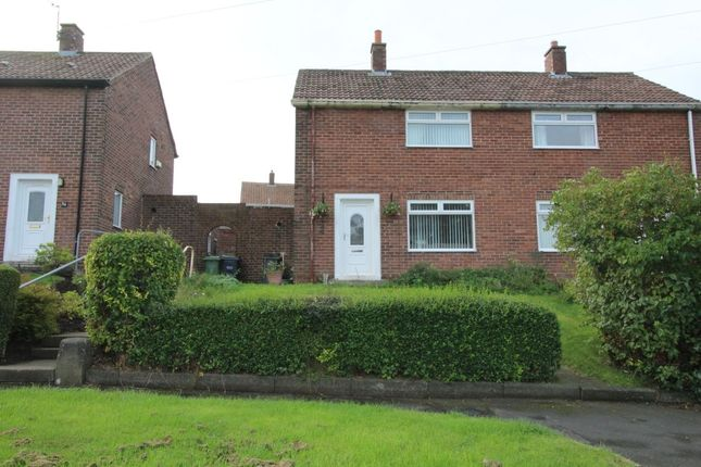 Thumbnail Semi-detached house to rent in Chaucer Road, Whickham, Newcastle Upon Tyne