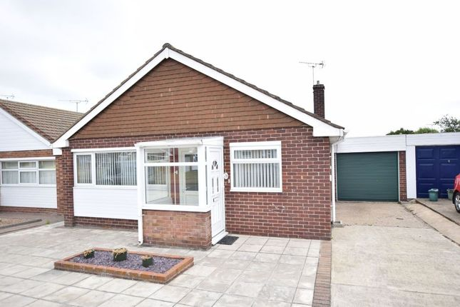 Thumbnail Detached bungalow for sale in Grenfell Avenue, Holland-On-Sea, Clacton-On-Sea