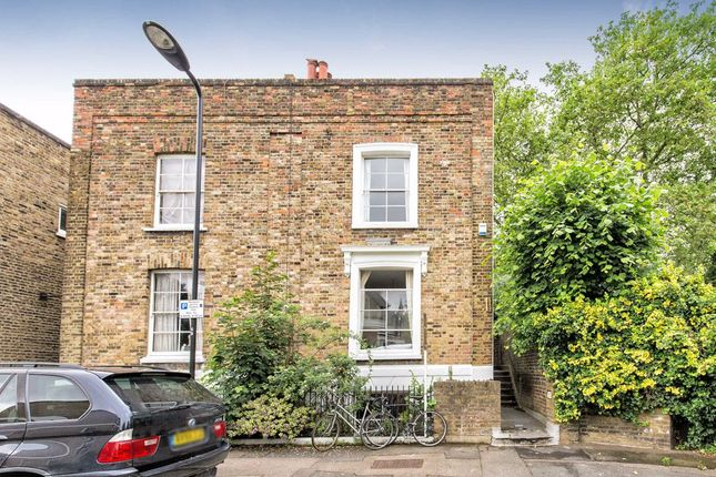 Thumbnail Semi-detached house to rent in Albion Terrace, London
