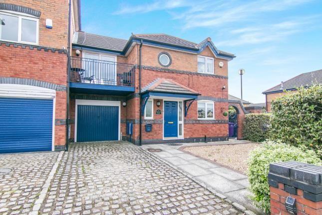 Thumbnail Semi-detached house for sale in Navigation Wharf, Liverpool, Merseyside