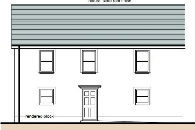 Thumbnail Town house for sale in Brynaeron, Aberaeron, Ceredigion