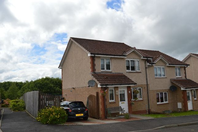 Thumbnail Semi-detached house for sale in Priory Lane, Lesmahagow, Lanark