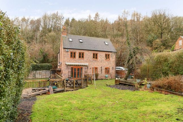 Thumbnail Detached house for sale in Cherry Tree Hill, Coalbrookdale, Telford