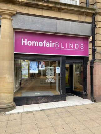 Thumbnail Retail premises for sale in Fowler Street, South Shields