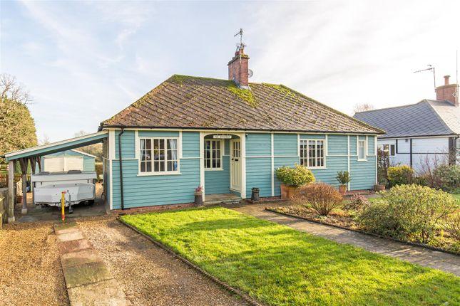 Thumbnail Detached bungalow for sale in Ide Hill Road, Four Elms, Nr Edenbridge