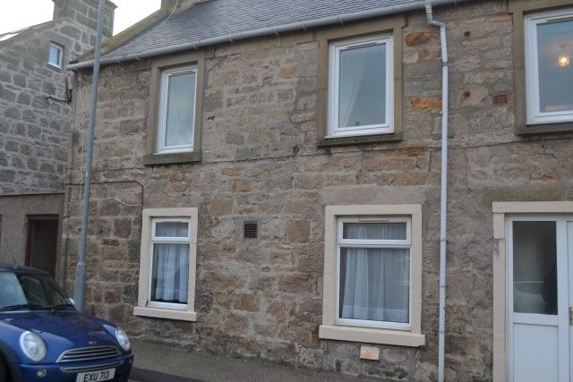 Thumbnail Flat to rent in High Street, Lossiemouth