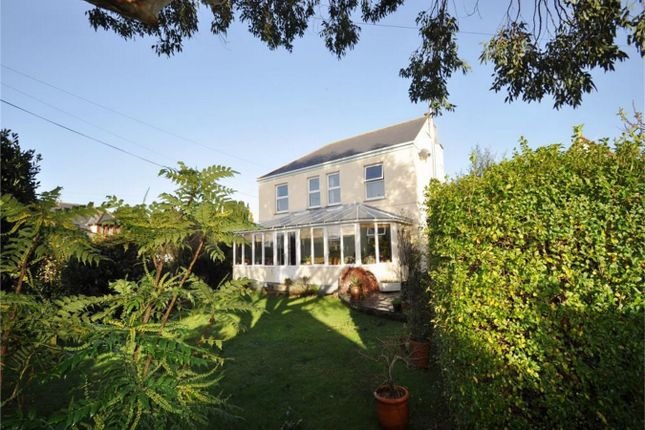 Thumbnail Detached house for sale in Bells Hill, Mylor Bridge, Falmouth