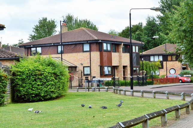 Thumbnail Semi-detached house to rent in Friars Mead, Isle Of Dogs