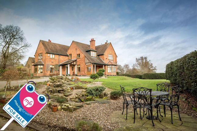 Thumbnail Country house for sale in Horsley Lane, Coxbench, Derby