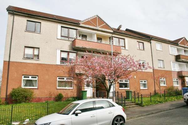 Thumbnail Flat for sale in 2/2, 74 Sandaig Road, Glasgow