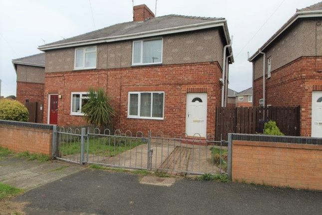 Thumbnail Semi-detached house to rent in Rowan Court, Sixth Avenue, Blyth