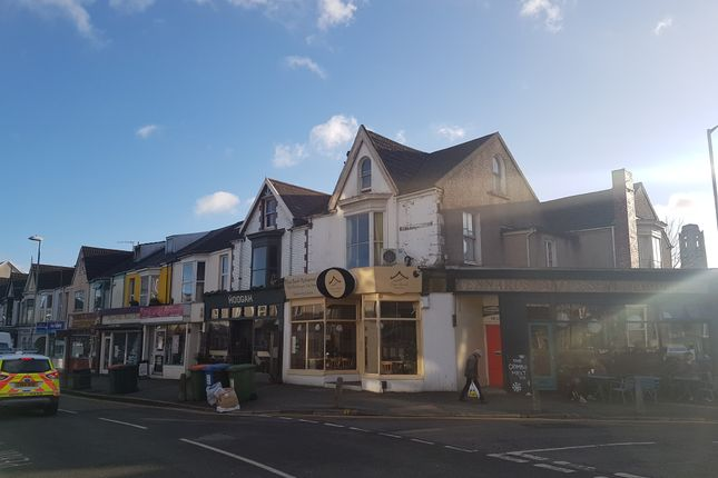 Thumbnail Shared accommodation to rent in King Edwards Road, Swansea