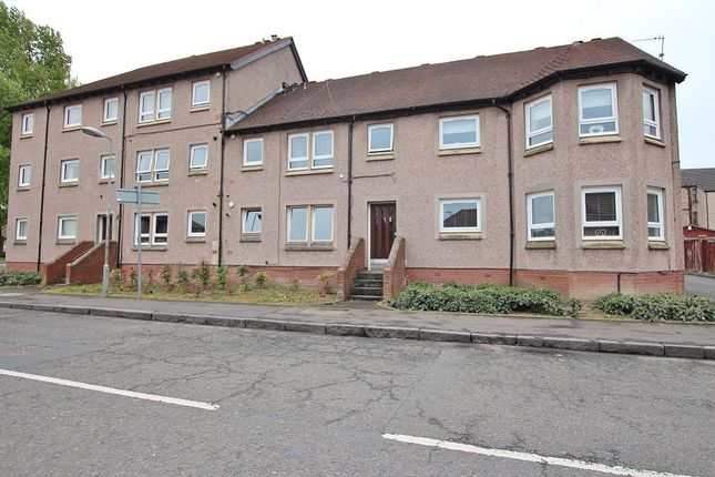 Thumbnail Flat to rent in Wallace Street, Falkirk