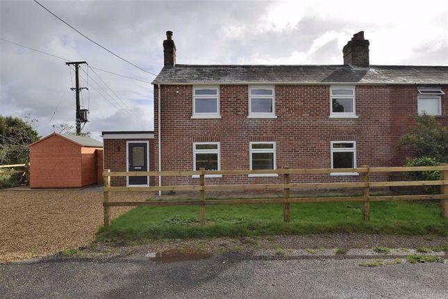 Thumbnail Semi-detached house to rent in Walkford Lane, New Milton