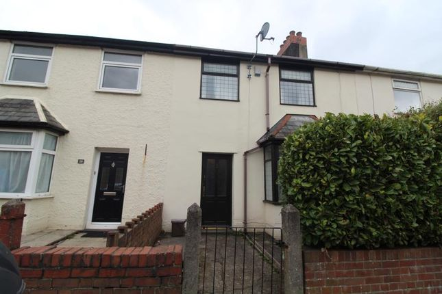 Thumbnail Terraced house to rent in Station Road, Llandaff North, Cardiff