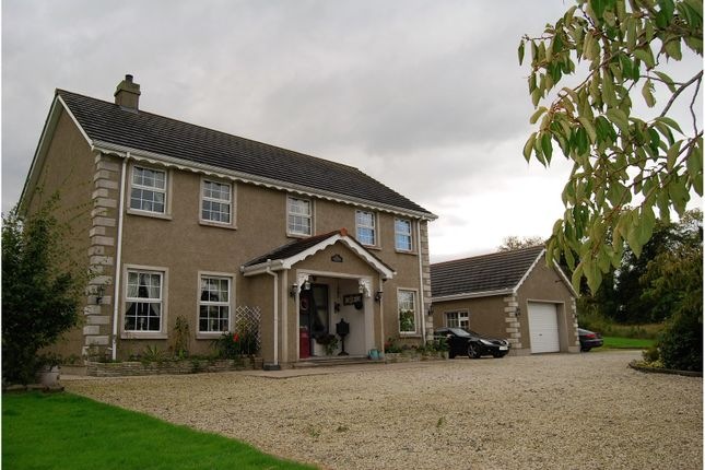 Thumbnail Detached house for sale in Tullyallen Road, Markethill