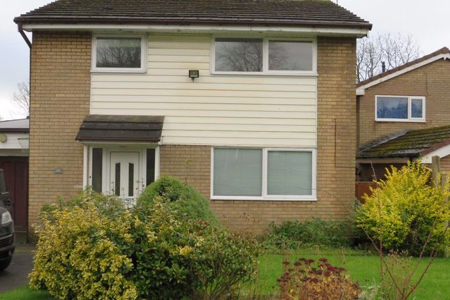 Thumbnail Detached house to rent in Plover Close, Bamford