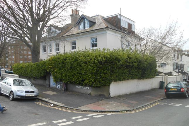 Thumbnail Flat for sale in Wellington Road, Brighton