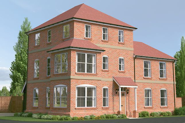 Thumbnail Detached house for sale in Crockford Lane, Chineham, Basingstoke, Hampshire