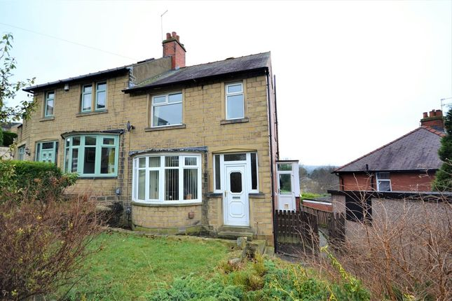 Thumbnail Semi-detached house for sale in Close Hill Lane, Newsome, Huddersfield