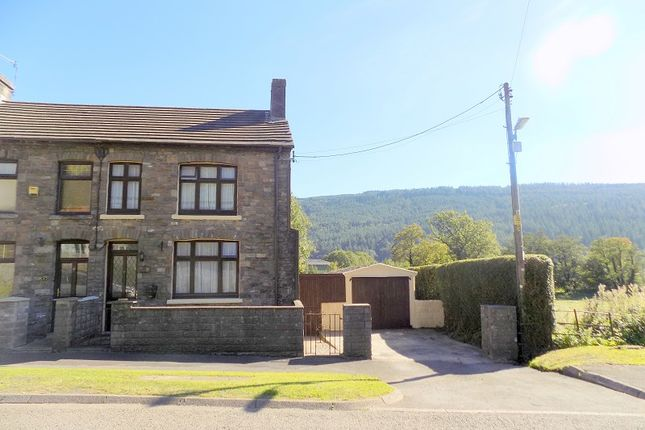 Thumbnail Semi-detached house for sale in Pentreclwyda, Resolven, Neath, Neath Port Talbot.