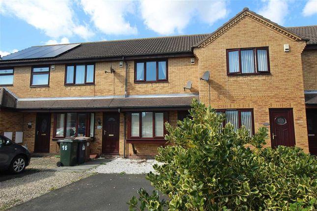 Thumbnail Terraced house for sale in Cloverhill Close, Annitsford, Cramlington