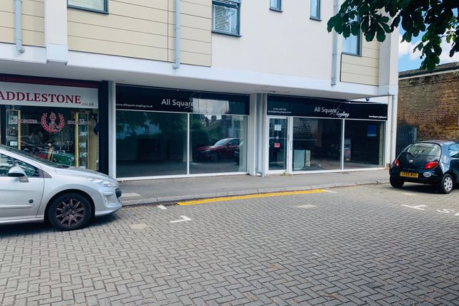 Thumbnail Retail premises to let in Victory Park Road, Addlestone