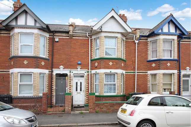 Thumbnail Terraced house for sale in Old Vicarage Road, St. Thomas, Exeter