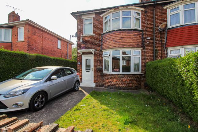 Thumbnail Semi-detached house to rent in Ingelborough Drive, Sprotbrough, Doncaster
