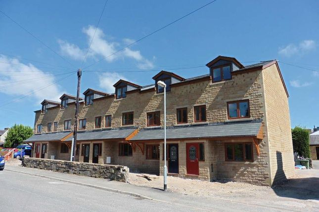 Thumbnail Town house for sale in Dean Road, Haslingden, Rossendale