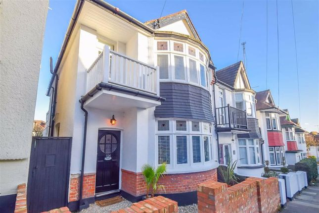 Thumbnail Semi-detached house for sale in Beach Avenue, Leigh-On-Sea, Essex