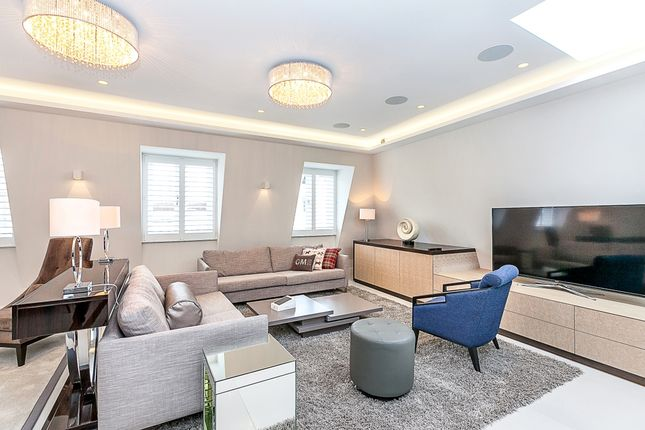 Thumbnail Flat to rent in Westbourne Gardens, London