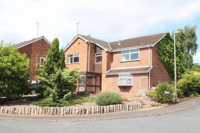 Detached house for sale in Brookside Way, Kingswinford