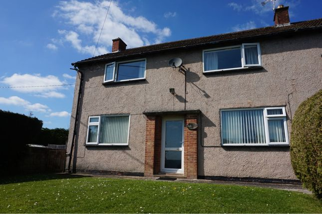 Thumbnail Semi-detached house for sale in Borfa Green, Welshpool