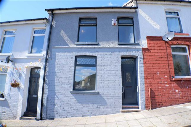 Thumbnail Terraced house for sale in Francis Street, Tonypandy