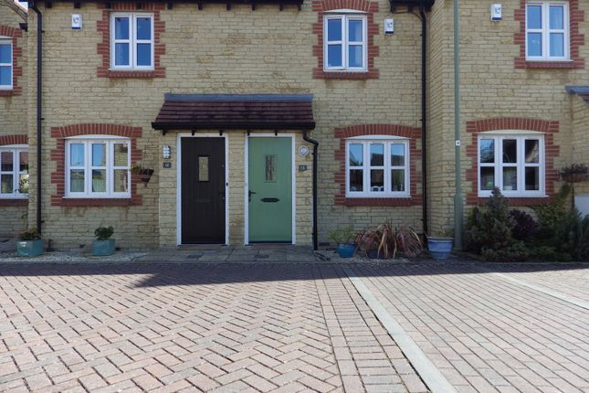 Thumbnail Terraced house to rent in Hardingham Close, Carterton, Oxfordshire