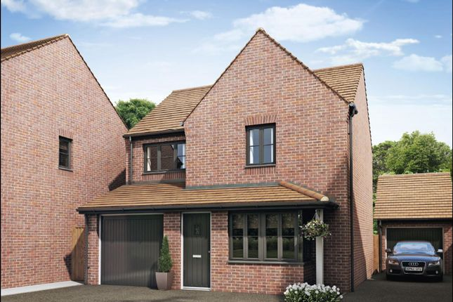 """Thumbnail Detached house for sale in """"Derwent"""" at Farriers Green, Lawley Bank, Telford"""