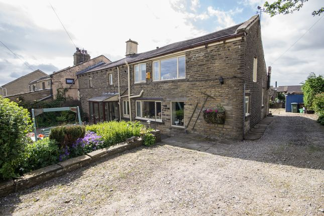 Thumbnail Barn conversion for sale in Cote Gap, Back Lane, Thornton, Bradford