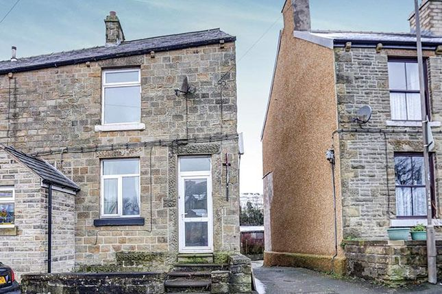 Thumbnail End terrace house for sale in Station Road, Dove Holes, Buxton