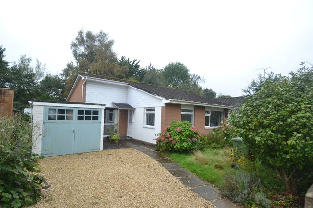 3 bed detached bungalow for sale in Shieling Road, Bickington, Barnstaple EX31