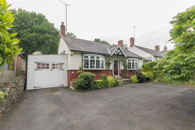 Detached bungalow for sale in Handley Road, New Whittington, Chesterfield
