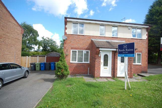 Semi-detached house to rent in Farnon Close, Chesterfield