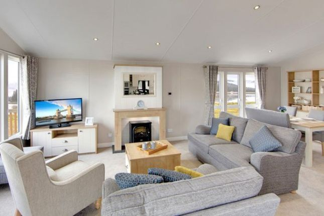 Thumbnail Lodge for sale in Boswinger, St. Austell