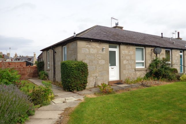 Thumbnail Bungalow for sale in 7 Cooper Street, Bishopmill, Elgin