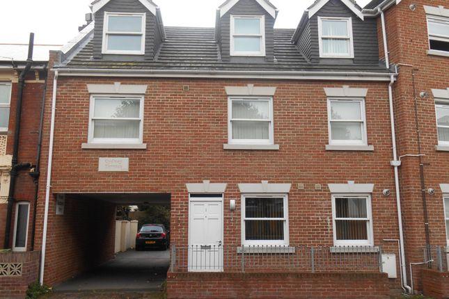 Thumbnail Flat to rent in Cydney Terrace, Sandringham Road, Portsmouth
