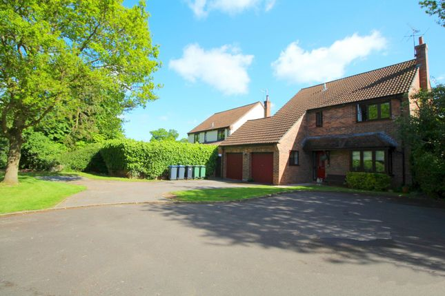Thumbnail Detached house for sale in Hatherell Road, Chippenham