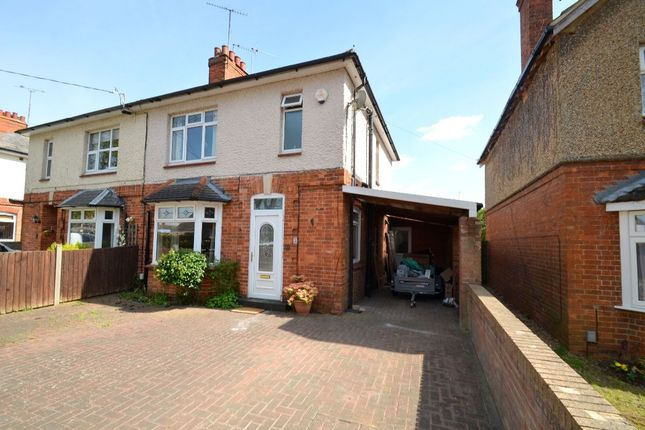 Thumbnail Semi-detached house for sale in Park Street, Raunds, Wellingborough