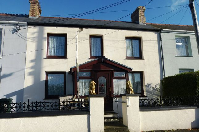 Thumbnail Terraced house for sale in Rosewood Cottage, Llandaff Row, Llanddewi Velfrey, Narberth