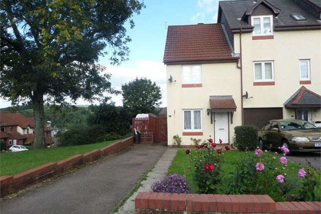 Thumbnail End terrace house to rent in River View, Chepstow